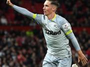攻破曼联球门,利物浦外租小将威尔逊效仿托雷斯庆祝动作