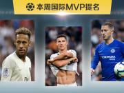 列队!懂球帝本周国际赛事MVP提名揭晓