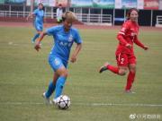 女超综述:大连3-0上海迎5连胜,江苏1-0北京保持主场不败