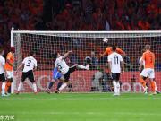 """""""德""""势不得分,德国队近5场正式比赛107脚射门"""