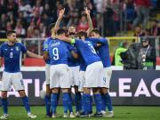 意大利1-0客胜波兰并送对手提前降级,比拉吉补时绝杀
