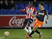 荷兰U20国脚向对手吐痰,被无限期禁赛