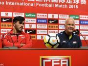 叙利亚主帅:中国足球是沉睡的巨人,你们需要时间去进步
