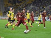 多特客场4-0亚琛,格策、菲利普传射,万纳、阿梅托夫破门