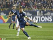 欧国联综述:冰岛1-2瑞士提前降级;哲科梅开二度助波黑取胜