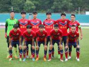 中青超U19战报 | 深足1比2武汉卓尔
