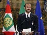 基耶利尼:助意大利重塑辉煌