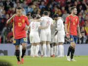 31年来,英格兰首次客胜西班牙