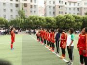 推广女足,足协举办女孩足球节