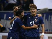 日本4-3乌拉圭迎友谊赛三连胜,南野拓実双响,卡瓦尼进球