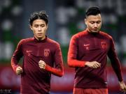 恭喜,张修维完成国足首秀