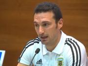 阿根廷主帅:对未来充满期待