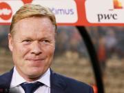 科曼:欧国联分组后人们以为荷兰最多拿1分,11月要继续涨分