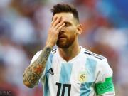没有梅西的阿根廷踢得怎么样?