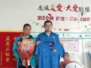 球迷特辑 | 苏宁球迷捐献造血干细胞为患者燃起生命之光