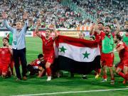 叙利亚足球|国足缺的仅仅是他们的民族自豪感?