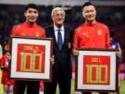 盘点-中国男子国足百场俱乐部成员:仅有6人,现役2人