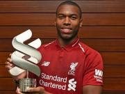 利物浦9月最佳球员:斯图里奇