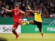 体图评价德甲夏窗转会:多特高分排名第一,拜仁垫底