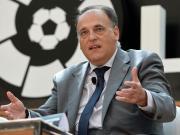 特瓦斯:巴萨1月在美国踢西甲会如期进行,料到皇马会反对