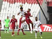 U19亚洲杯综述:阿联酋击败卡塔尔,东道主印尼3-1中国台湾