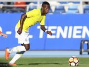 南美U20非国际足联正式赛事