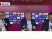 德球迷评价拜仁发布会:自家球迷都会羞愧