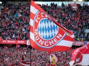 官方:拜仁因球迷放烟火被罚款