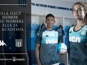 致敬女性!阿根廷竞技2018特别版球衣发布!
