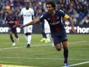 半场战报:巴黎2-0亚眠