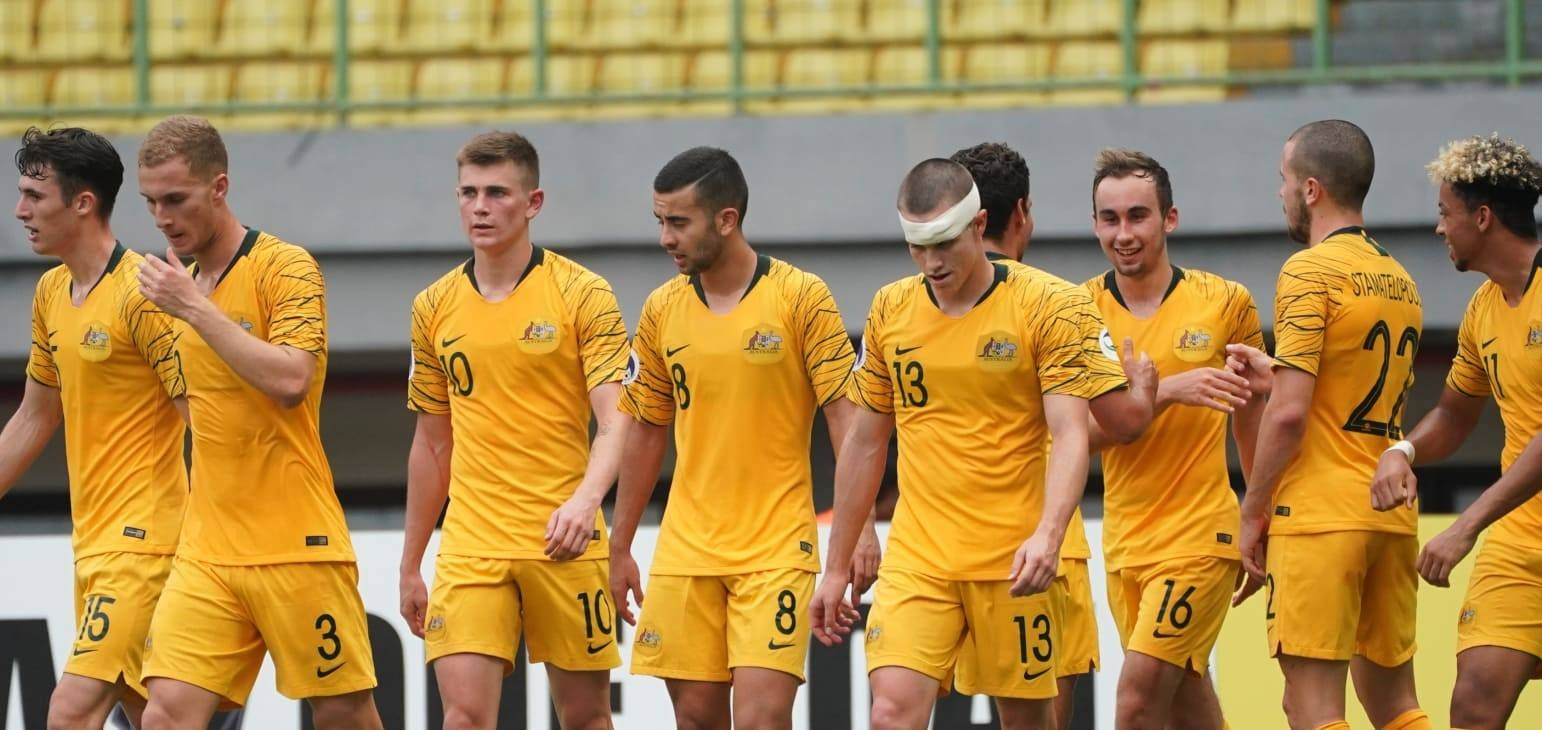 U19亚洲杯综述:日本3-1泰国迎两连胜韩澳双双获
