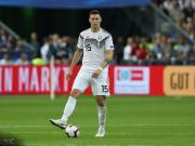 聚勒:拜仁的中卫轮换没问题