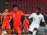 中國U19亞青賽出局,連續無緣7屆世青賽