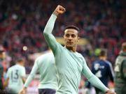 拜仁赛后评分:蒂亚戈最高