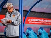 里皮:会在亚洲杯后和足协谈谈