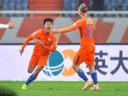鲁能2-0亚泰锁定亚冠资格,刘洋打入中超处子球,吉尔建功