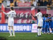 贵州0-2富力提前两轮降入中甲,扎哈维、卢琳建功