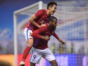 建业2-0客胜申花取三连胜,瓦兹-特梅开二度,莫雷诺失点