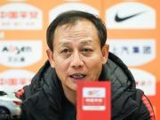 王宝山:球队仍需争取早日上岸