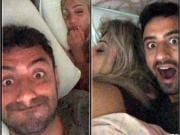 """被曝光,巴西被虐杀球员曾与嫌疑犯妻子拍""""床"""