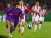 利物浦0-2客负红星五场不败终结,