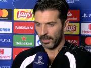 布冯:上赛季在马德里被红牌罚下
