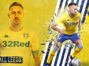 黄色乐章!利兹联2018/19赛季第三球衣发布!