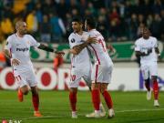 欧联杯综述:塞维利亚客场险胜;