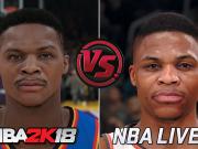 头号玩家第9期:NBA2K系列和NBAlive系列,你更喜欢玩哪个?