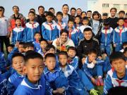 助力校园足球,帕托携手懂球帝青少年足球基金