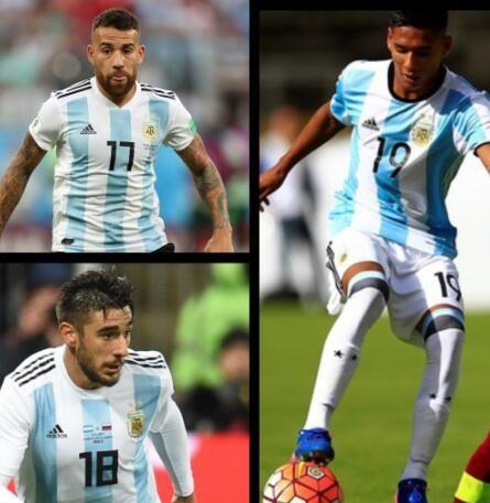 萨尔:官方:阿根廷三将因