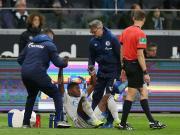 【伤情信息】恩波洛脚部受伤,从瑞士国家队返程