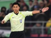 马宁在列,中国四人执法亚洲杯
