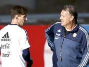游说,梅西劝马蒂诺执教阿根廷